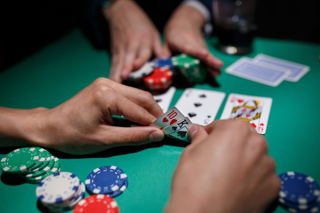 The Hollistic Aproach To Gambling Online